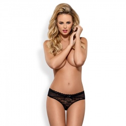 Swanita panties black L/XL