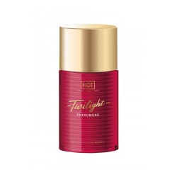 Spray profumo ai ferormoni per donna - HOT WOMEN TWILIGHT 50 ML PHEROMON PARFUM