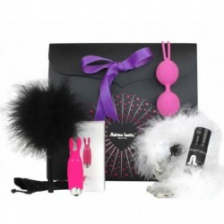 Kit erotico - coffret d'adrien purple