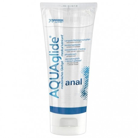 Lubrificante anale-aquaglide anal 100 ml