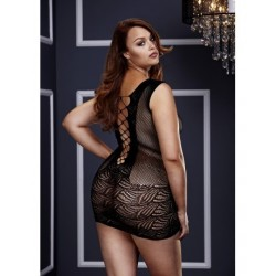 Abito sexy-ultra corset lace mini dress