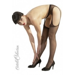 Collant sexy nero - SEX TIGHTS BLACK S/M