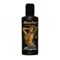 Olio da massaggio -Omaggio - MUSK EROTIC MASSAGE OIL 50ML