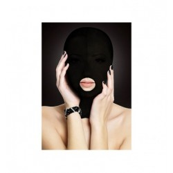 Maschera nera - SUBMISSION MASK BLACK